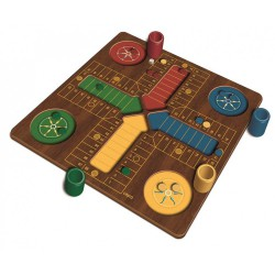 PARCHIS MADERA PLUS *